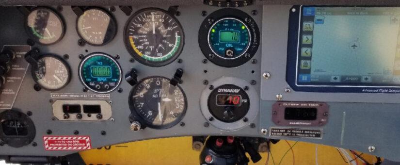 Агронавигатор для самолета. Сегодня и завтра