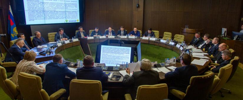 Перспективы развития отрасли авиахимработ обсудили в Москве